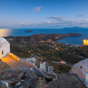 Πωλείται οικόπεδο άρτιο και οικοδομήσιμο σε σημείο (φιλέτο) στο νησί της Σερίφου! 19 στρέμματα!