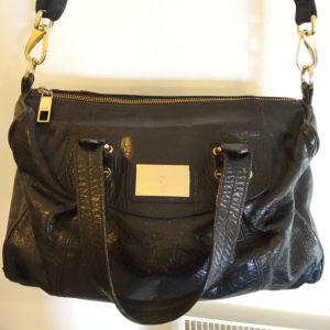 Τσάντα δερμάτινη KEM