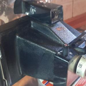 συλλεκτική μηχανή USA φωτογραφίkημε κάμερα THECOLORPACK..POLAROID LAD CAMERA εποχής..1940