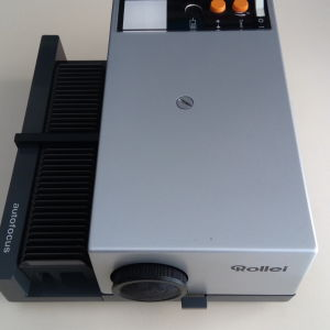Rollei P350AF Autofocus Slide Projector (προβολέας διαφανειών σλάιντς)