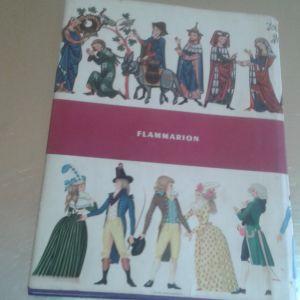 Histoire du Costume, Henny Harald Hansen.