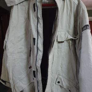 ανδρικο μπουφαν epic tabarly- admiral χρωμα εκρου, νουμερο l-xl