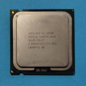 Επεξεργαστής Quad Core Processor Q9500 socket 775