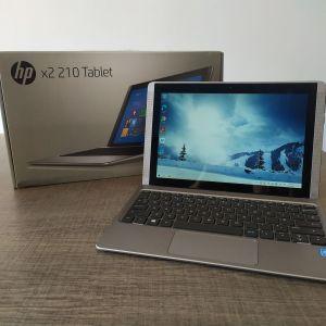 HP Pavilion X2 210 2 in 1 Laptop - Tablet (refurbished) + ΔΩΡΟ της επιλογής σου!