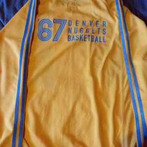 Adidas Jacket Denver Nuggets