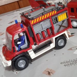 πυροσβεστικο οχήμα