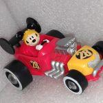 Mickey Racer - Disney Συλλεκτικη Vintage Φιγουρα
