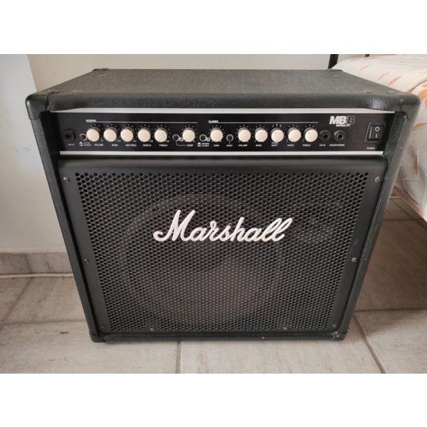 enischitis mpasou Marshall mb60 amp.