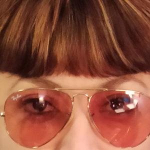 Γυναικεία γυαλιά ηλίου αυθεντικα Ray-Ban ροζ φακοί