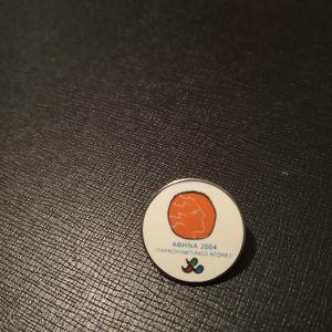 ΠαραΟλυμπιακοι 2004 καρφιτσα