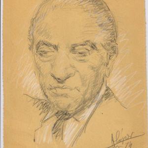 Πορτραίτο διάσημου 1974.
