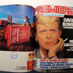 PREMIERE Γαλλικό Περιοδικό για το Σινεμά (Τόμος, 1983)