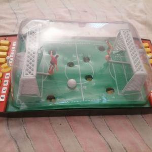 Παλιό ποδοσφαιρακι παιχνίδι.