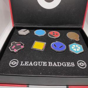 Κασετινα Pokemon Johto League Badges