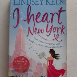 I Heart New York by Lindsey Kelk