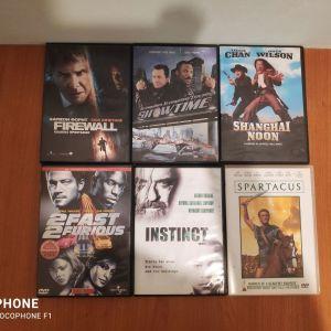DVD ταινιών