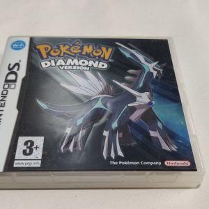 Pokemon Diamond Version (Nintendo DS,2006) Complete Game, Authentic