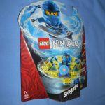 LEGO 70660 NINJAGO - SPINJITZU JAY