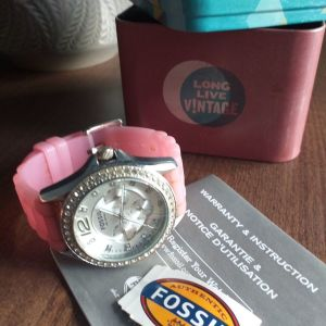 Fossil ρολόι