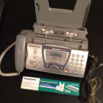 Fax Panasonic KX-FP145