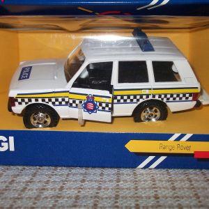 μεταλλικο CORGI Range Rover POLICE 1/36