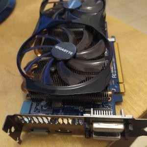 Gigabyte 2GB GPU (κάρτα γραφικών)