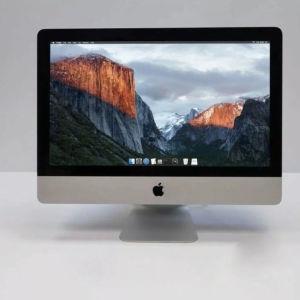 """Apple iMac 21,5"""" mc508d/a Intel Core i3 3.06 GHz - 500 GB HDD 4 GB Ram spots"""