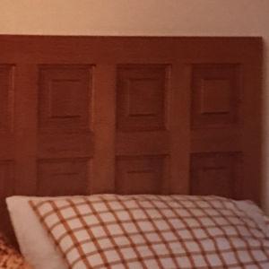 προσκεφάλι διπλού κρεβατιού