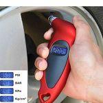 Ψηφιακός μετρητής πίεσης ελαστικών αυτοκινήτου φορητός κ.λ.π.
