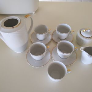 Vintage set τσαγιου/καφε