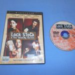 ΔΥΟ ΚΑΠΝΙΣΜΕΝΕΣ ΚΑΝΕΣ / LOCK STOCK AND TWO SMOKING BARRELS - DVD