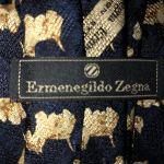 ΓΝΗΣΙΑ Ermenefildo Zegna γραβάτα