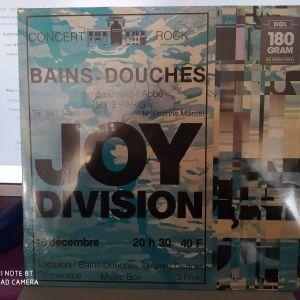 Joy Division - LIVE LP Post punk / New wave