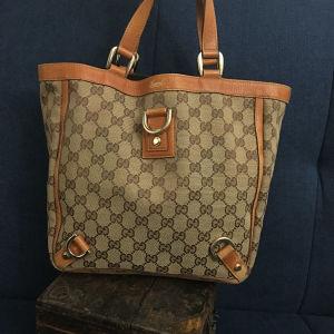 Gucci vintage bag τσάντα επώνυμη