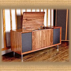 Έπιπλα για μηχανήματα ήχου Hi-End & Vintage, χειροποίητα