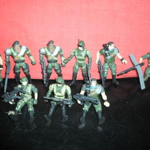 μινιατούρες στρατιώτες
