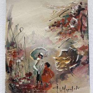 Έργο Τέχνης της Ζωγράφου Φ. Μουρατίδου