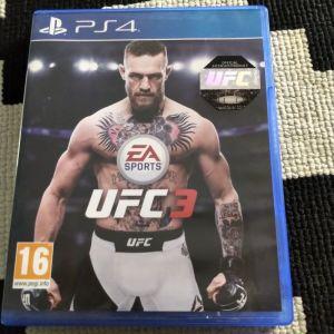 UFC 3 SONY PS4 ΠΛΑΥΣΤΑΤΙΟΝ 4  ΑΡΙΣΤΟ