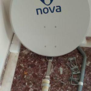 Δορυφορικό πιάτο NOVA