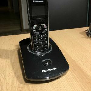 Ασύρματο Panasonic KX-TG8301 σε άριστη κατάσταση, με καινούργιες επαναφορτιζόμενες μπαταρίες.
