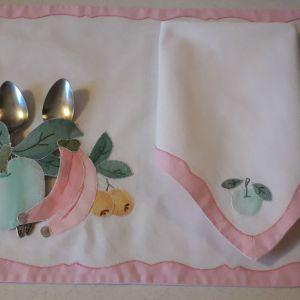 Σουπλά + πετσέτα