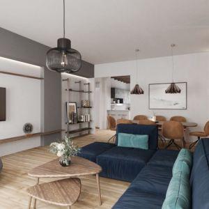 Διαμέρισμα ενός υπνοδωματίου σε πλήρως Αναδομημένο Πενταόροφο  κτήριο μοντέρνων προδιαγραφών και Αισθητικής