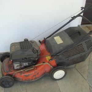Κουρευτική Μηχανή Κήπου βενζίνης CastleGarden