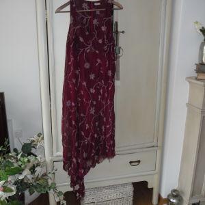 Maxi καλοκαιρινό φόρεμα