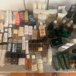 Συλλογη προϊόντων περιποίησης από ξενοδοχεία σε όλο τον κόσμο