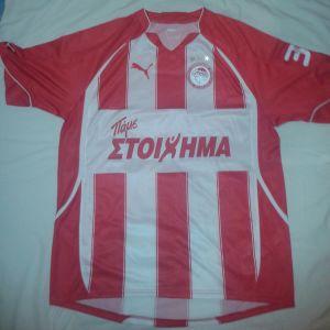 ΟΛΥΜΠΙΑΚΟΣ Match Issued 2010-11 Rommedahl