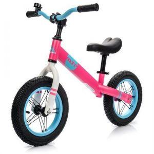 Ποδήλατο ισορροπίας σε ροζ-γαλάζιο χρώμα