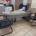 Γραφείο διευθυντικό μασίφ ξύλο, τιμή συζητήσιμη