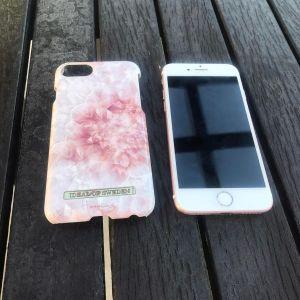 Iphone 7 rose gold 32gb!