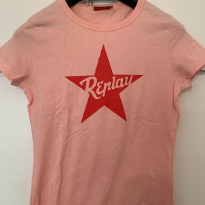 Replay μπλουζάκι small